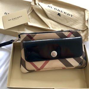 Burberry Wristlet/Wallet